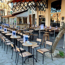 Terras Cafe Gruter Willemsparkweg Amsterdam Zuid