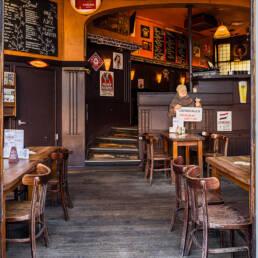 Cafe Gruter Amsterdam Zuid